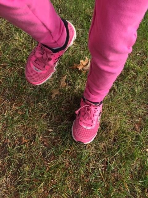 Rachel's laces